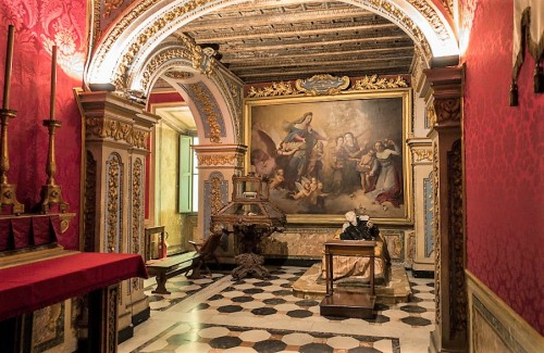 Church of Sant'Andrea al Quirinale, The Chapel of St. Stanislaus Kostka