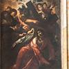 Sant'Andrea al Quirinale, kaplica Męki Pańskiej, Upadek pod krzyżem, Giacinto Brandi