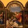 Annibale Caracci i warsztat, ołtarzyk do prywatnej adoracji, Galleria Nazionale d'Arte Antica, Palazzo Barberini