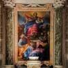 Annibale Carracci, Assumption of the Virgin Mary, Basilica of Santa Maria del Popolo