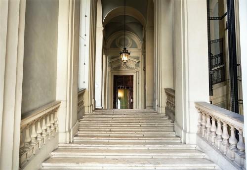 Klatka schodowa w pałacu Altierich