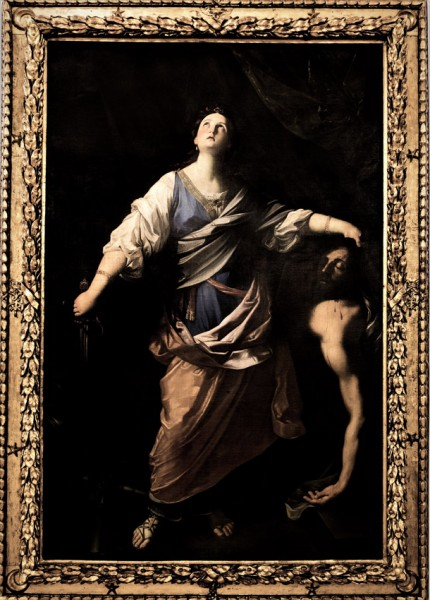 Carlo Maratti, Judyta, Musei Capitolini