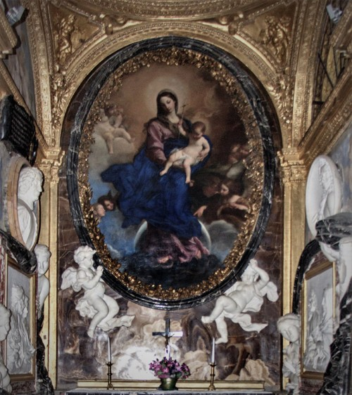 Carlo Maratti, Immaculate Conception of Our Lady, Church of Sant'Isidoro