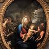 Carlo Maratti, Madonna with St. John the Evangelist, Galleria Nazionale d'Arte Antica, Palazzo Corsini