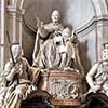 Carlo Maratti, projekt nagrobka papieża Innocentego XI, bazylika San Pietro in Vaticano