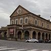 Kompleks szpitala San Spirito ufundowany przez Innocentego III (przebudowany za papieża Sykstusa IV)