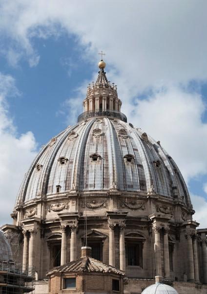 Kopuła bazyliki San Pietro in Vaticano