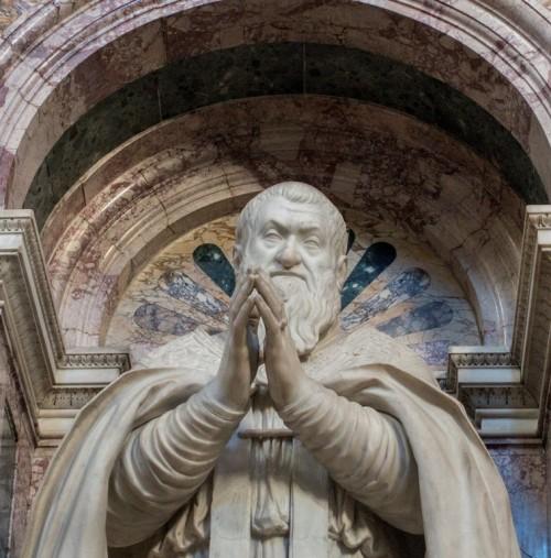 Funerary monument of Pope Sixtus V, Sistine Chapel, Basilica of Santa Maria Maggiore