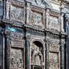 Kaplica Sykstyńska, bazylika Santa Maria Maggiore, pomnik nagrobny Sykstusa V