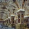 Salone Sistino, Biblioteka Watykańska, pałac Apostolski