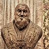 Sixtus V, bust, Musei Vaticani