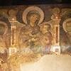 Fragment fresków z XIII w. z dawnego kościoła Santi Cosma e Damiano
