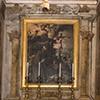 Santi Cosma e Damiano, kaplica św. Franciszka