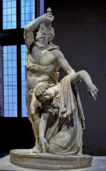 Grupa Galów, Gaul Group, Roman copy of a Greek sculpture, the Ludovisi collection