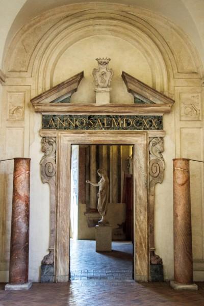 Palazzo Altemps, piano nobile