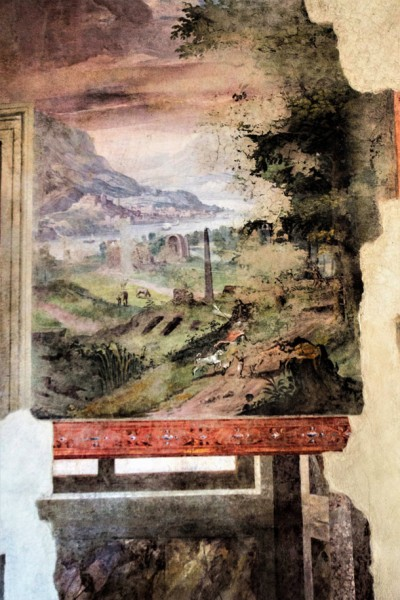 Palazzo Altemps, room with landscapes, fragment