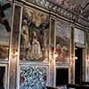 Palazzo Altemps, kościół pałacowy, Męczeństwo św. Aniceta (w środku)