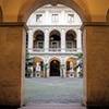 Palazzo Altemps, pałacowy dziedziniec z XVI w.
