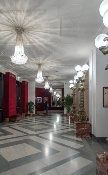 Teatro dell'Opera di Roma, foyer