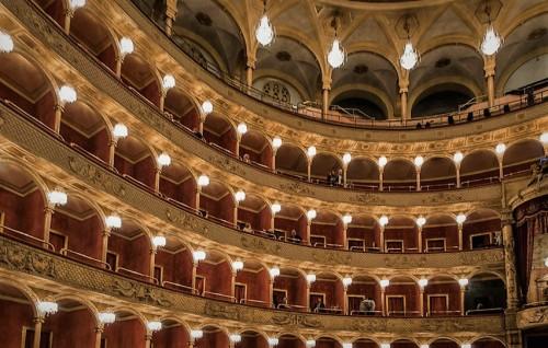 Teatro dell'Opera di Roma, auditorium boxes