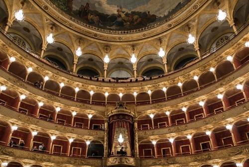 Teatro dell'Opera di Roma, widownia
