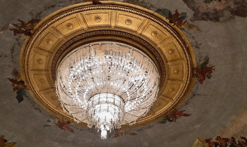 Teatro dell'Opera di Roma, chandelier
