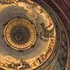 Teatro dell'Opera di Roma, dekoracje sufitu