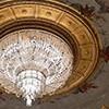 Teatro dell'Opera di Roma, żyrandol