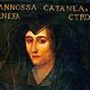 Portrait of Vanozza Cattaei, hospital complex of San Cosimato, pic. Wikipedia, author Peter1936F