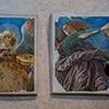 Melozzo da Forlì, Anioły z dawnej absydy kościoła Santi XII Apostoli, obecnie Pinacoteca Vaticana