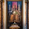 Melozzo da Forlì, Święty Marek papież, bazylika San Marco