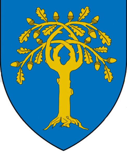 The Della Rovere family coat of arms