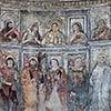 Malowidła absydy świątyni Herkulesa (dawnego kościoła San Stefano)