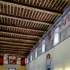 Ospedale di Santo Spirito, fundacja papieża Sykstusa IV, wnętrze z freskami powstałymi za czasów fundatora