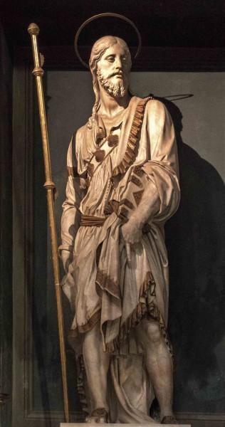Jacopo Sansovino, Święty Jakub, kościół Santa Maria in Monserrato
