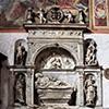 Jacopo Sansovino, nagrobek Giovanniego Michiela i Antonia Orsa, kościół San Marcello