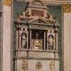 Jacopo Sansovino, nagrobek kardynała Francesca Quignonesa, bazylika Santa Croce