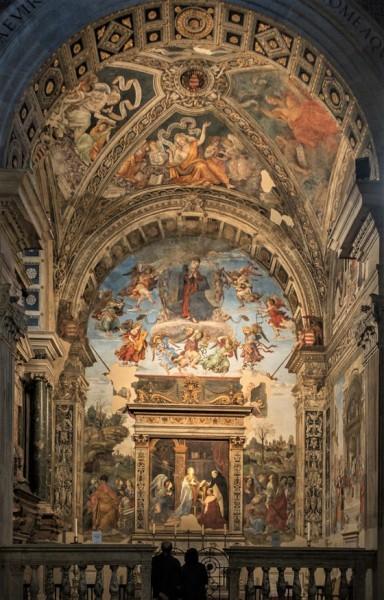 Carafa Chapel, Basilica of Santa Maria sopra Minerva