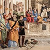 Kaplica Carafy, dominikanin G. Torriani i heretycy (m.in. Sabellius, Mani), Filippino Lippi, bazylika Santa Maria sopra Minerva