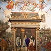 Carafa Chapel, The Annunciation and Assumption of the Virgin Mary, Basilica of Santa Maria sopra Minerva