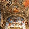 Sklepienie kaplicy Carafy, bazylika Santa Maria sopra Minerva