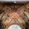 Casino Ludovisi, sień z malowidłami groteskowymi prowadząca do głównej sali budynku