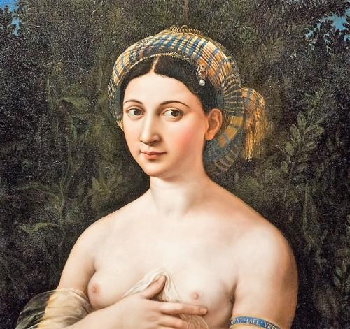 Fornarina, Rafael, Galleria Nazionale d'Arte Antica, Palazzo Barberini