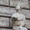 Pasquino - rzymska kopia hellenistycznej grupy rzeźbiarskiej z III w.p.n.e.