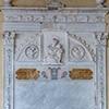 Nagrobek Imperii (od XVII w. kanonika Luigiego Guidicciniego), kościół San Gregorio Magno