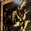 Caravaggio, Męczeństwo św. Mateusza, kaplica Contarellich, kościół San Luigi dei Francesi