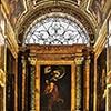 Contarelli Chapel in the Church of San Luigi dei Francesi, St. Matthew with an Angel, Caravaggio