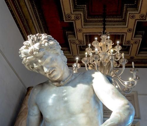 Umierający Gal, fragment, Musei Capitolini