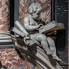 Francesco Cavallini, pomnik nagrobny Giorgio Bolognettiego w kościele Santissimi nomi Gesù e Maria