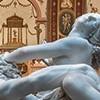 Porwanie Prozerpiny, Gian Lorenzo Bernini, fragment, Galleria Borghese